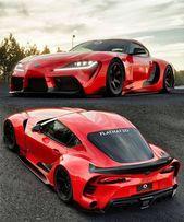 #Toyota #Super # SupraA90 #Toyota #Super # MK5    – Autos und Motorräder