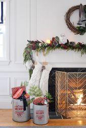 Photo of Rambling Renovators: Unser Wohnzimmer dekoriert für Weihnachten