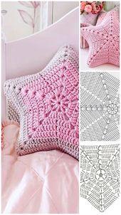 Very Beautiful 😍 – Crochet Free Pattern – #Beautiful #Crochet #Free #Pattern  – Handarbeiten