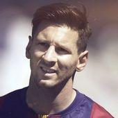 Cooler Lionel Messi Haarschnitt Frisur Frisurist Friseur Menschenhaar Menschengr Hair Haarschnitt Frisuren Haarschnitt Ideen