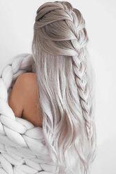 Geflochtene Frisuren für Ihre Inspiration Mohawk #braids #mohawk – #braids #Fri… – Andere frisuren