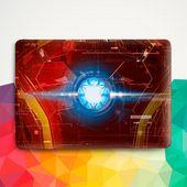 Iron Man Macbook Case CLA170714