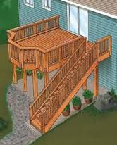 Deck Designs For Bi Level Homes Google Search Home Renovation