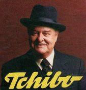 Der Tschibomann, er war übrigens ein englischer Schauspieler der lieber Tee get