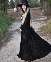 Burn Baby Burn Velvet Duster Witch Brim Hat Shop Killstar Com We Ship Worldwide Dayana Crunk Gothic Fashion Goth Models