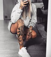 tattoo #tattooedgirls – #Anker #Elefant #Familie #Frauen