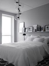 Zusammenziehen? 10 Unisex-Schlafzimmer-Dekor-Tipps zum kunstvollen Zusammenführen Ihrer Dinge – Popular Design – Einrichtungstipps