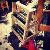 25 Inspiring DIY Pallet Planter Ideas – Page 3 of …