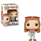 Funko Pop! Television 806 – Stranger Things – Max vinyl figure