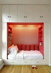 Aufbewahrungsideen im Schlafzimmer – 35 ausgeklügelte Lösungen
