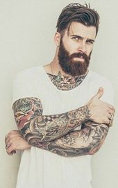 Daily dose of fantastic beard style ideas.
