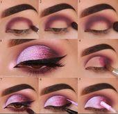 60+ Stunning Eyeshadow Tutorial For Beginners Step By Step Ideas – Page 68 of 69