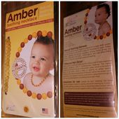 Open Hands Going Green With Amber For Babies Amber Teething