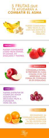 ☑️ 8 Alimentos Contra El Asma Que Quizá NO Conocías