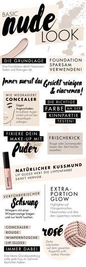 Was darf in Ihrem Kosmetiktäschchen nicht fehlen und welche Produkte werden benötigt …   – Looks à la Alcina zum Nachmachen!