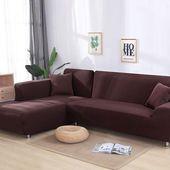Original Miraclesofa Einfarbiger Universal Sofa Kissenbezug