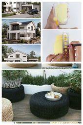 Einfamilienhaus in moderner Bauweise mit Satteldacharchitektur & separatem Büroausbau …   – modern home decor