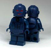 Iron Man-Rüstung Modell 7 (Stealth-Rüstung)   – Marvel Lego and Fego