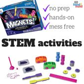 STEM at Play MAGNETS! Super Experiment Kit