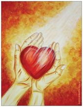 Postkarten – Petra Krzeminski – Bilder vom Herzen Gottes – art from heart – chri… – Motive