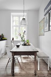 Apartment dining tables   – Schlafzimmer