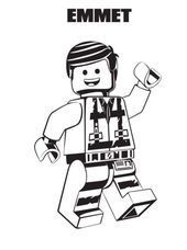 Free Printable The Lego Movie 2 Coloring Pages Emmet Lego Ideas Druckba Lego Movie Emmet Lego Coloring Pages