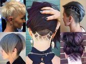 Sidecut Frisuren Frau
