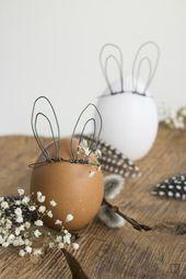Ostereier dekorieren; 85 Beispiele für das Bemalen von Eiern und Techniken wie das Basteln mit Servietten