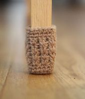 21 DIY Chair Leg Protectors – Cute Furniture Protectors