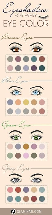 Make-up-Ideen. Bringen Sie Ihre natürliche Schönheit in atemberaubende Höhen   – beauty
