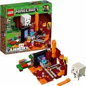LEGO Minecraft Das Netherportal-Baukasten (470 Teile) war $ 39.99, JETZT $ 23.99!   – Deals and Gift Ideas for Kids