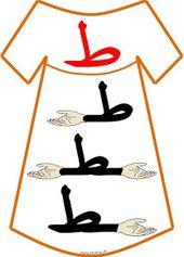 بطاقات الحروف الهجائية المعلمة أسماء Learn Arabic Alphabet Arabic Alphabet For Kids Arabic Alphabet