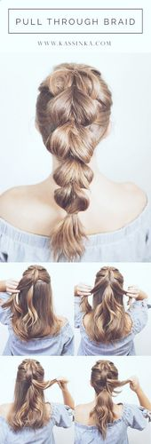 45 Easy Hairstyles Tutorials for Working MOMs – New Best Hairstyle