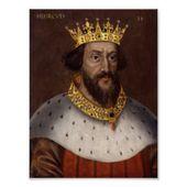 King Henry I Poster | Zazzle.com