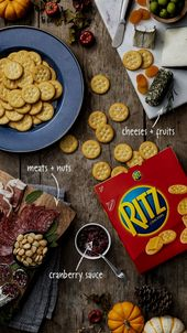 RITZ CrackersRITZ Thanksgiving