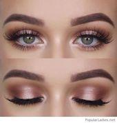 Bestes Inspiration Mate Makeup: Schimmerndes und natürliches Sommer Makeup #naturalmakeup #naturalmakeupideas #naturalma … – Make up