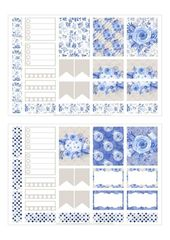 Free Planner Stickers For Your Planner Or Bullet Journal! – Printables and Inspirations