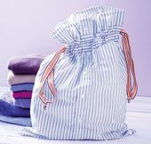 Wäschebeutel für die Reise Nähanleitung