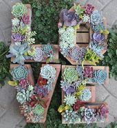 Boho Pins: Top 10 Pins of the Week – Succulents at …