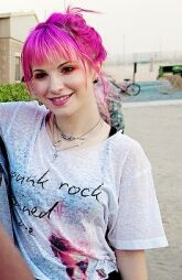 Paramore Hayley Williams 2010 Pink Hair Paramore Hayley Williams Paramore Hayley Williams