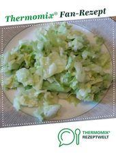 Eisbergsalat mit Gurke   – Salate