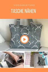 A new video tutorial for a nice bag …