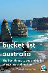 Bucket List Australien: Top-Aktivitäten in jedem …