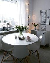 Donnez à votre maison une mise à niveau éclatante! Les guirlandes lumineuses LED Optika …   – Esszimmer | Westwing