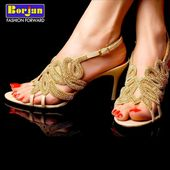 Borjan Bridal Shoes \u0026 Sandals   Fancy