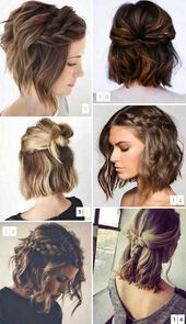 Encontre este Pin e muitos outros na pasta Hairstyle Ideas de Hairstyle Tips.   – short-hair-styles