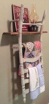 24 kreative Möglichkeiten, alte Stühle umzubenennen und schicke Vibe Ihrem Haus hinzuzufügen
