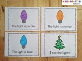 Christmas Sight Word Book with a FREEBIE – December Teaching Ideas