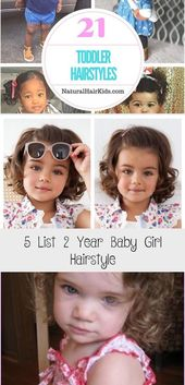 5 List 2 Years Baby Girl Hairstyle – Baby – Maya 2 Years Gorgeous Baby With Natural Curls babyGirl Hairstyles #Simple Baby Hairstyles #Hi – #Baby …