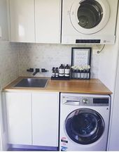 25 Inspiring Laundry Rooms That Would Actually Be a Joy to Spend Time In